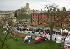 New week-long Christmas market at Lincoln Castle