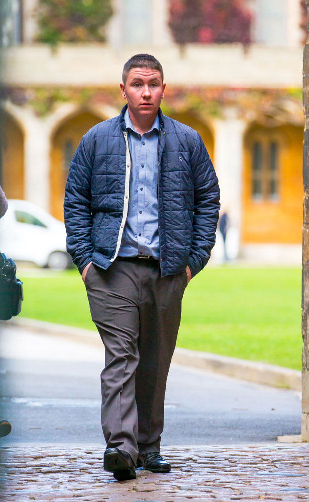 Kyran Lee was Fiona Manson arriving at Lincoln Crown Court. Photo: Stephen Daniels