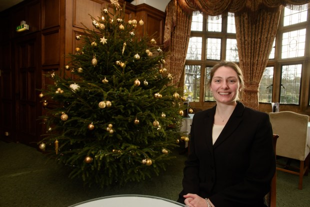 Emma Brealey, Managing Director of the Petwood Hotel has turn the tide for the business