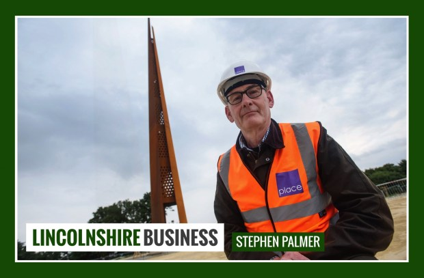 Lincolnshire Business 41 Stephen Palmer