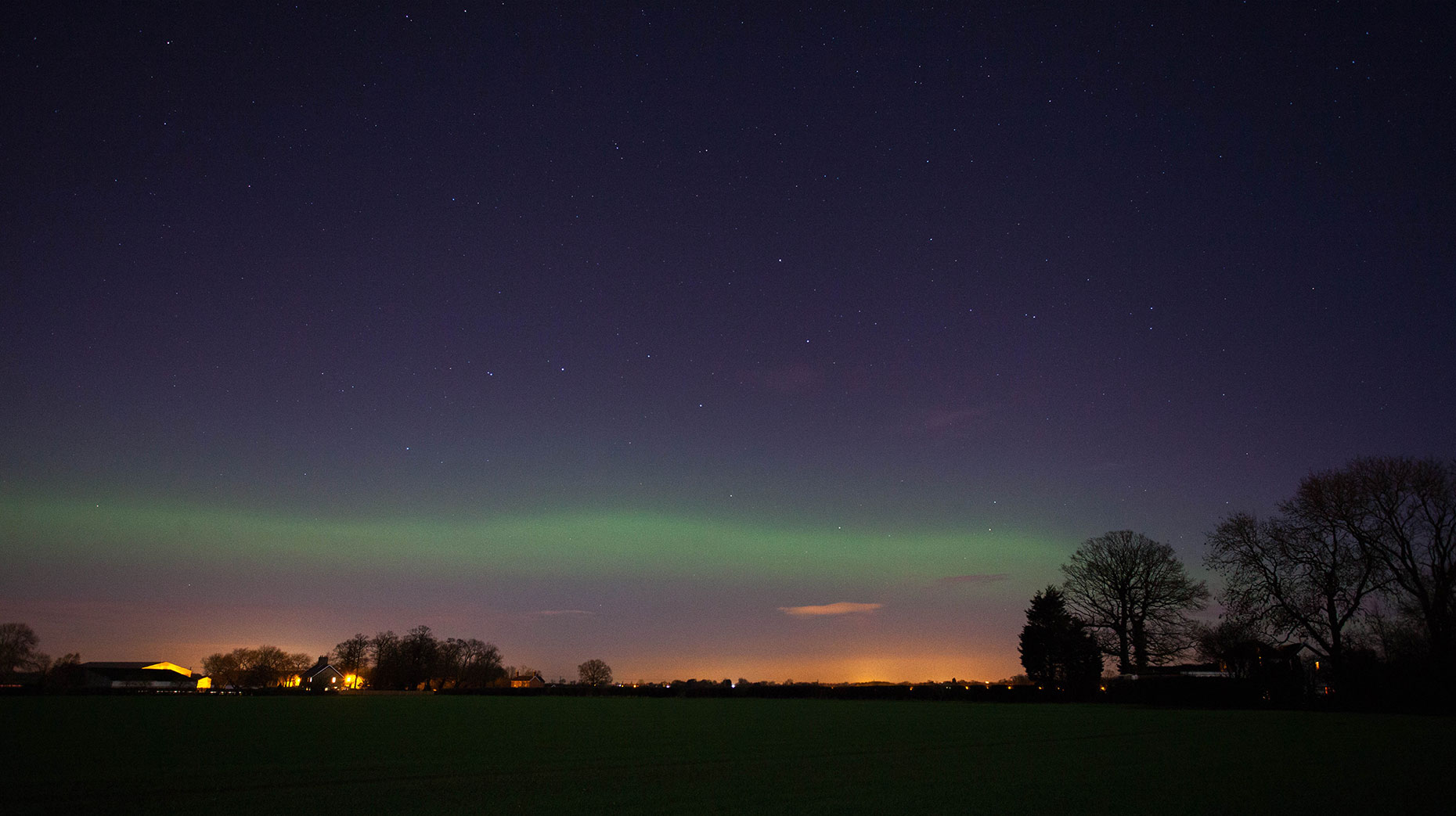 Northern Lights Lincolnshire
