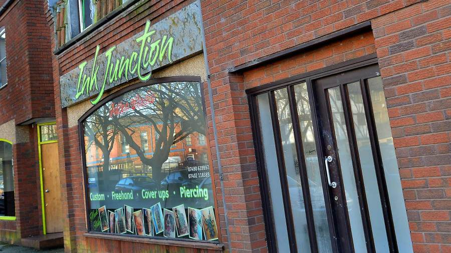 Plans are for Junction Ink to open in the city next month.