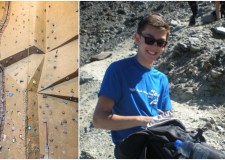 A climbing wall in Jake's memory could become a reality.