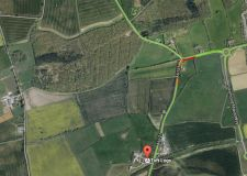 """The crash in Toft has been described as """"very serious"""". Photo: Google Street View"""
