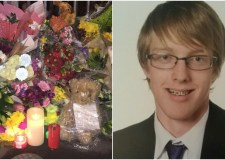 Tom Taylor tragically died in a fire in Lincoln just days before Christmas.