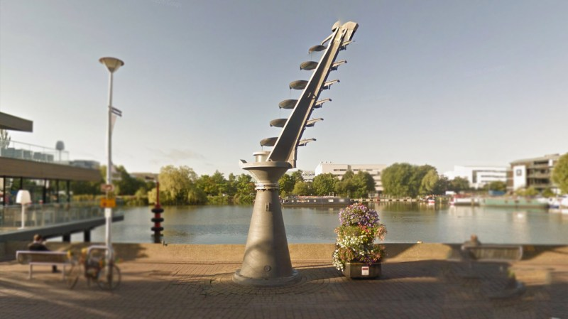 The Brayford Water Chimes could work again