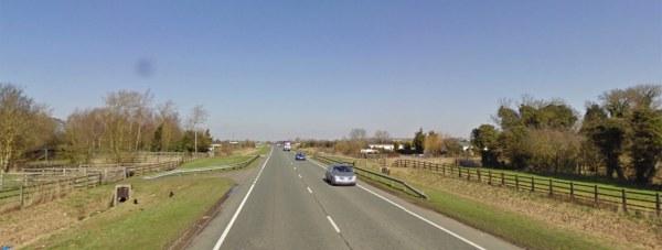 A16 Spalding bypass. Photo: Google Street View