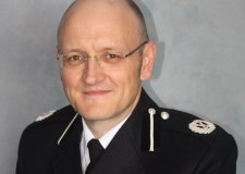 Newly appointed Lincolnshire Police Deputy Chief Constable Gary Knighton.