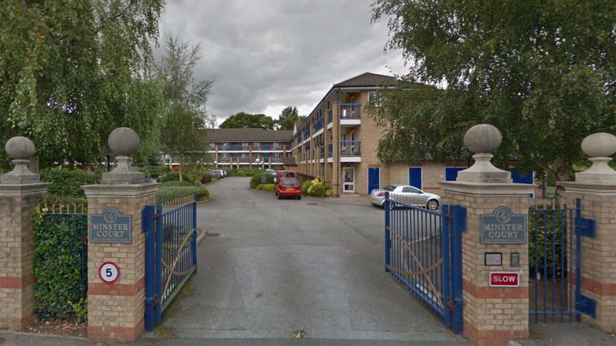 Minster Court in Bracebridge Heath. Photo: Google Street View