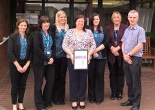 Staff at the Birchwood Medical Practice