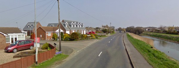 Police are appealing for information after a hit and run in the county. Photo: Google Street View