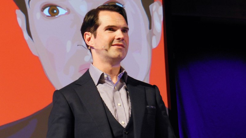 Jimmy Carr. Photo: Albin Olsson