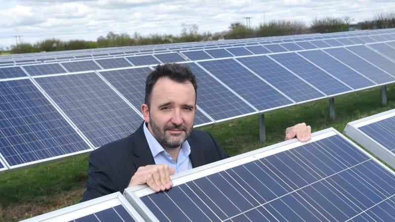 Julian Patrick, CEO of Freewatt Group