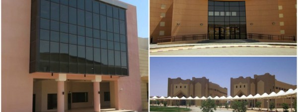 The three Lincoln College institutions in Saudi Arabia.