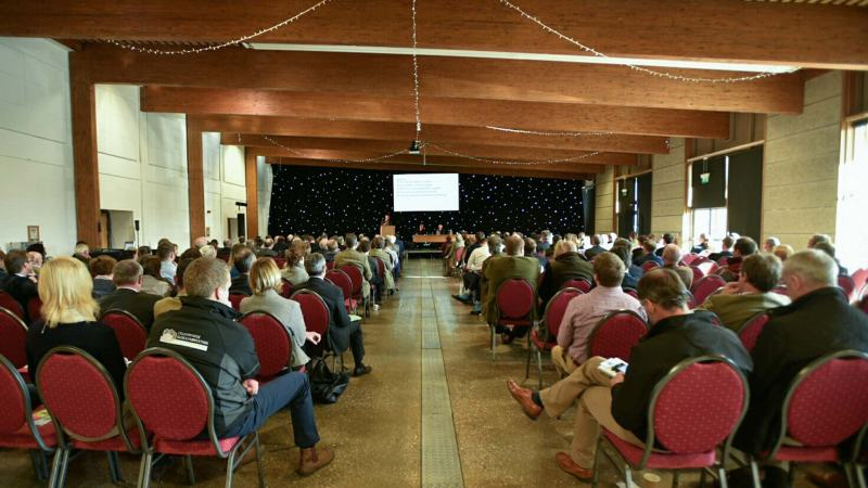 The Second annual Lincolnshire Farming Conference