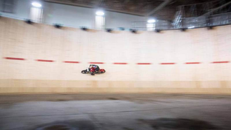 Lincolnshire man Guy Martin broke records on the Wall of Death and now plans to break another record in Lincoln in July
