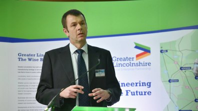 Patrick Lee, Manufacturing Growth Lead for EEF. Photo: Steve Smailes for The Lincolnite