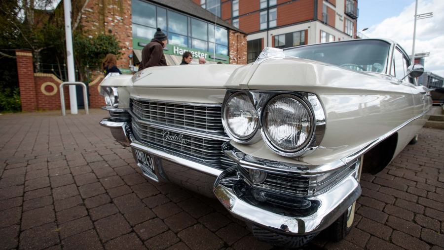 Classic Car Shows In Lincolnshire