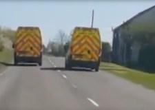 Overtaking-ambulances