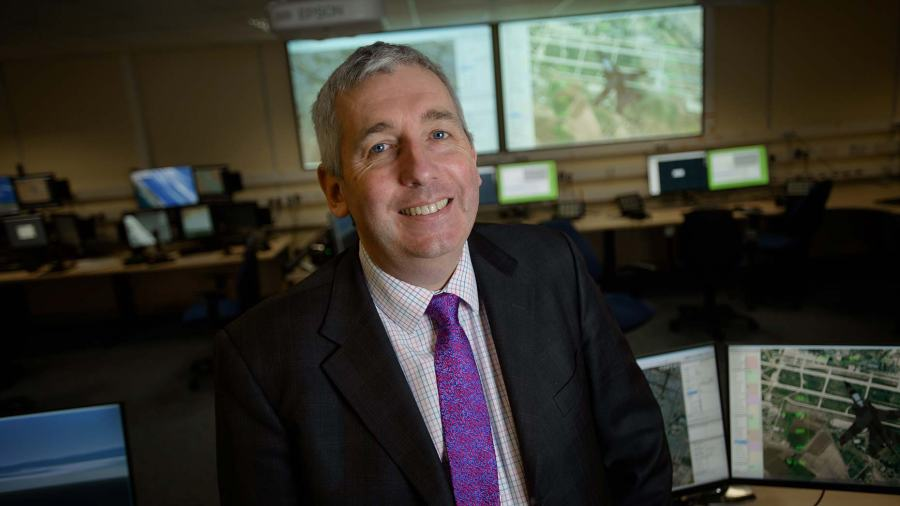 Hugh Griffiths, Managing Director of Inzpire Ltd