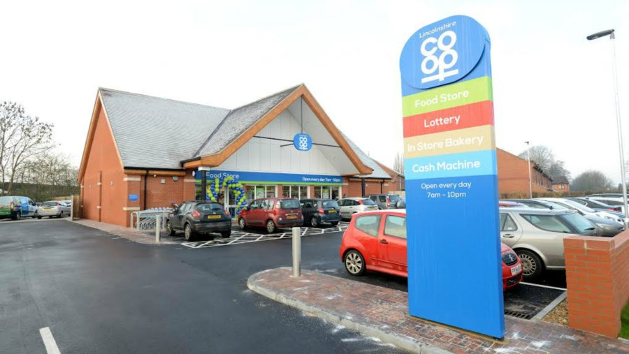 Lincolnshire Co-op has seen a growth in sales and profits over the last half year
