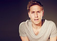 Comedian Russell Howard will also be performing at the venue in October