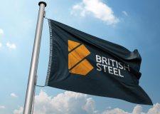 The new British Steel branding designed by Lincoln-based Ruddocks