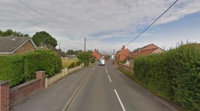 Chapel Lane in North Hykeham. Photo: Google Street View