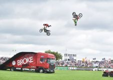 Thousands came to the first day of the Lincolnshire Show Photo: Steve Smailes for The Lincolnite