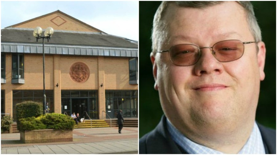 Former NKDC councillor Ian Dolby appeared at Lincoln Magistrates; Court. Photo: NKDC