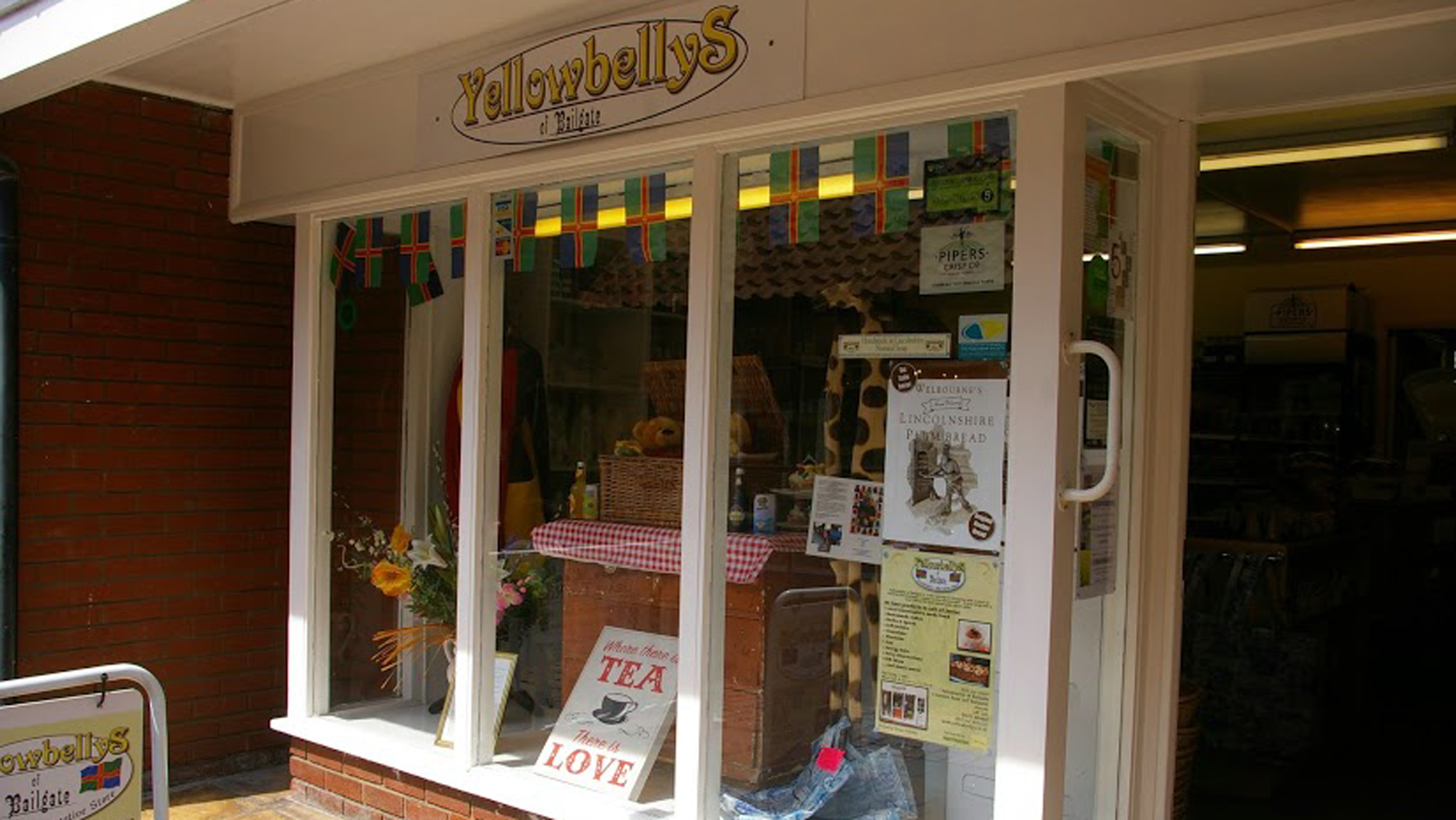 216a667d750b9 Lincoln Yellowbellys store to become vegetarian café