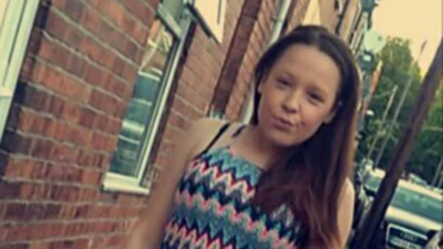 12-year-old Iveta Narkunaite went missing shortly after midnight on Friday