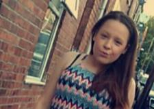 12-year-old Iveta Narkunaite went missing shortly after midnight on Friday