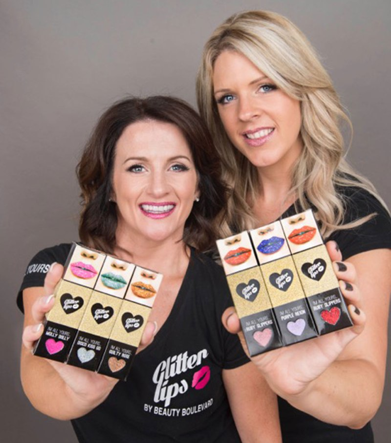 Co-founders of Beauty Boulevard Rachel de Caux and Paula Short