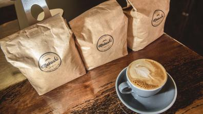 Makushi Coffee specialises in Nicaragua Cerro de Jesus coffee. Photo: Steve Smailes for The Lincolnite