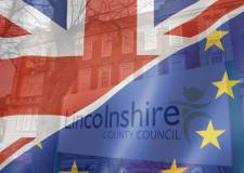 Lincolnshire County Council to fly Union flags for 'Brexit Day'