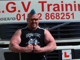 Lincoln strongman will pull 18-tonne lorry to raise money for The Salvation Army