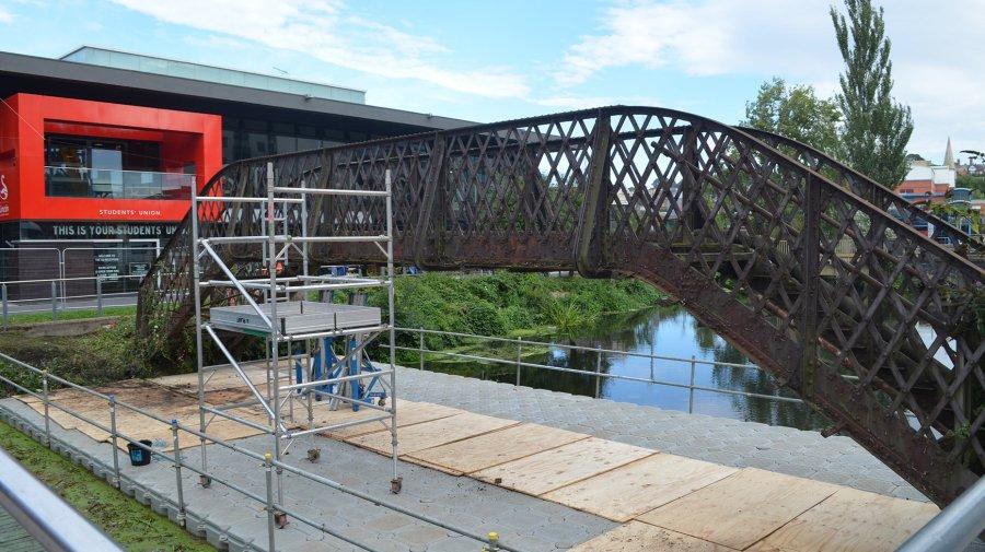 Demolition work began on site on Monday, September 12. Photo: The Lincolnite