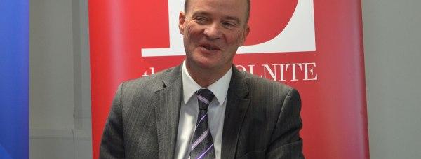 LPFT CEO John Brewin