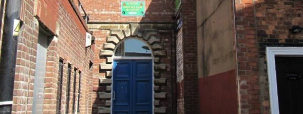 Plans have been submitted to City of Lincoln Council to covert public toilets and a reading room into a new Lincoln restaurant.