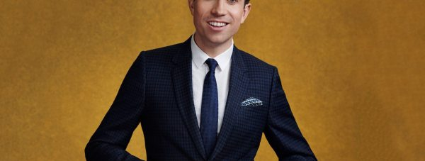 TV and radio star Nick Grimshaw.