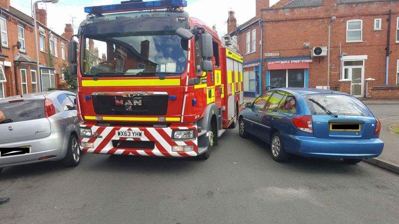 Photo: Lincolnshire Fire and Rescue