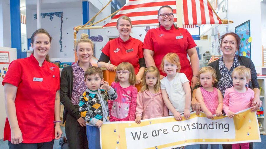 Children 1st @ The Marina at Brayford Pool in Lincoln has been judged to be 'outstanding in all areas' following an inspection by Ofsted.