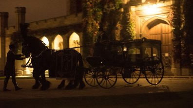 Could you brave a Victorian funeral in the grounds of Lincoln Castle? Photo: Steve Smailes for The Lincolnite