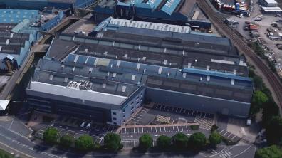 Siemens. Photo: Google Earth