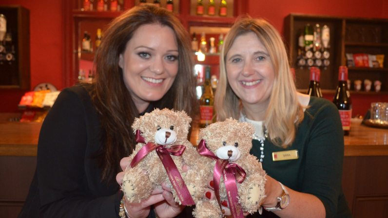 The theatre also has its own range of teddy bears. Photo: Sarah Barker for The Lincolnite