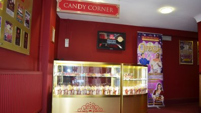 The new 'Candy Corner' offers a range of sweet treats. Photo: Sarah Barker for The Lincolnite
