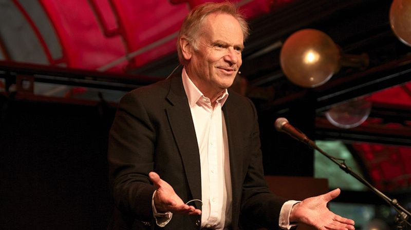 Former Conservative politician and author Jeffrey Archer, imprisoned for perjury.
