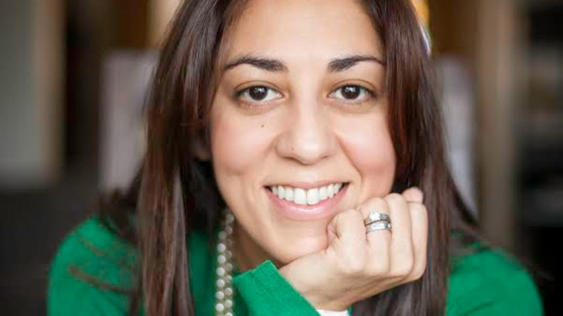 Mindy Arora, event organiser.