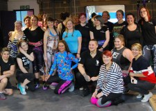 The group of women completed the one million kilograms by 5pm on Saturday.